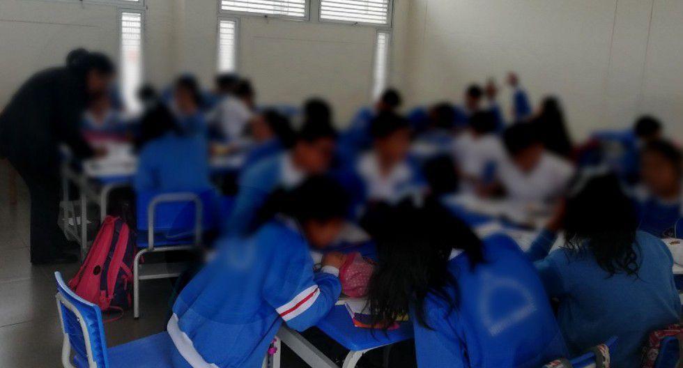 Áncash: la población estudiantil de la región es de 270,000 alumnos en los tres niveles.