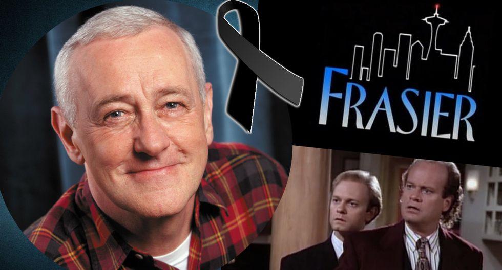 John Mahoney, recordado por su papel como el padre de 'Frasier', murió a los 77 años