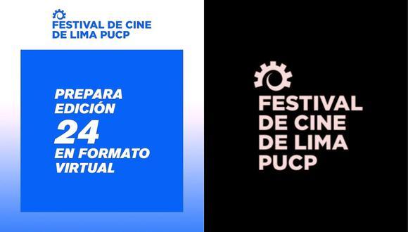 Festival de Cine de Lima tendrá su edición número 24 en formato virtual. (Foto: Facebook oficial)